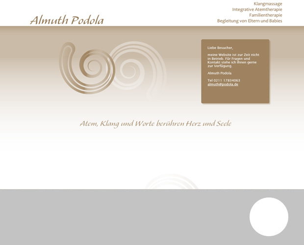 Podola, Almuth