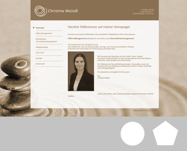 Meindl, Christine