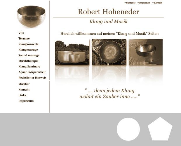 Hoheneder, Robert