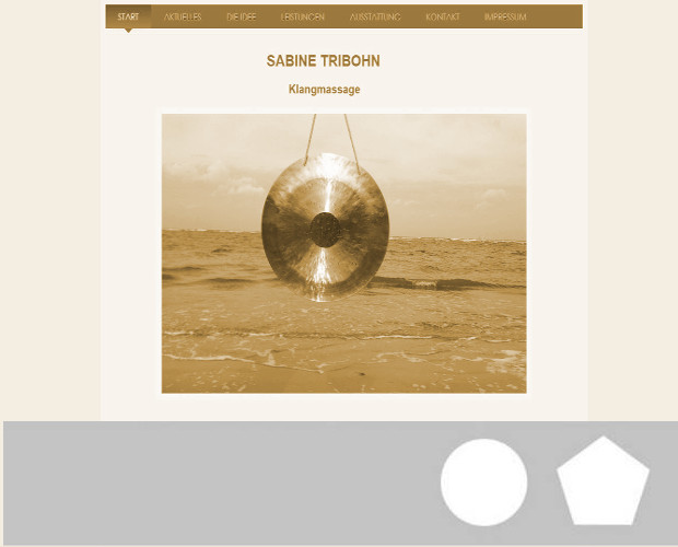 Tribohn, Sabine