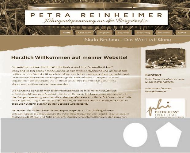 Reinheimer, Petra