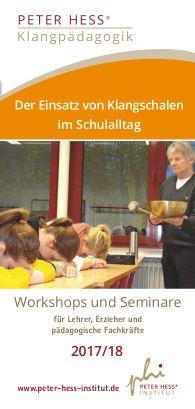 Flyer-Klangpädagogik