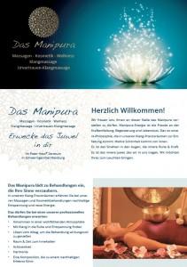 Flyer-Manipura-Titel