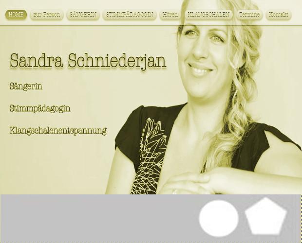 Schniederjan, Sandra