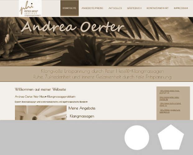 Oerter, Andrea