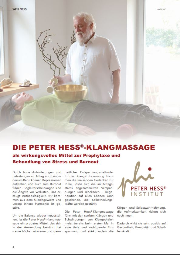 Peter-Hess-Klangmassage-Artikel